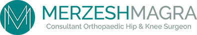 Merzesh Magra – Consultant Orthopaedic Hip & Knee Surgeon Logo